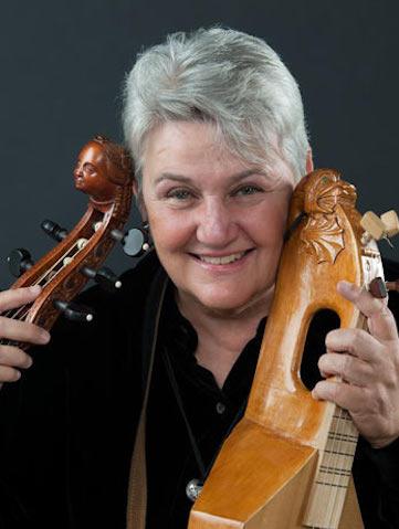 Mary Springfels, viola da gamba